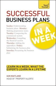 Business Plans in a Week: Teach Yourself