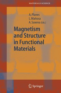 Magnetism and Structure in Functional Materials