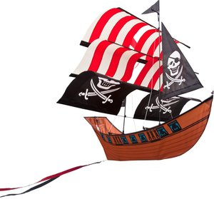 Invento 106260 - Blackbeards Ship Kite, Drachen