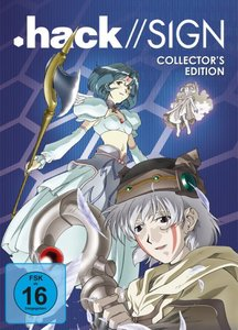 .hack//sign - DVD-Box 1 (3 DVDs)