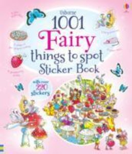 Doherty, G: 1001 Fairy Things to Spot Sticker Book