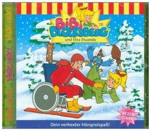 Bibi Blocksberg 78 und Elea Eluanda. CD