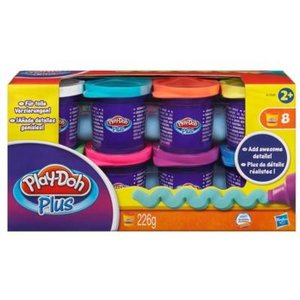 Hasbro A1206 - Play-Doh: Plus 8er Pack