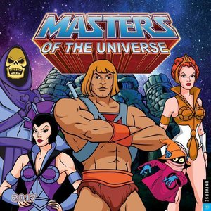 He Man & Masters Of Universe 2017 Wall