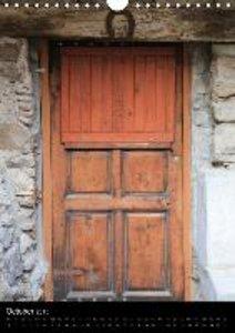 Rustic French Doors (Wall Calendar 2015 DIN A4 Portrait)