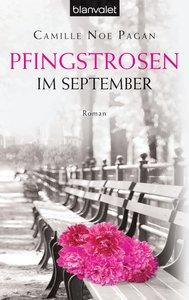 Pfingstrosen im September