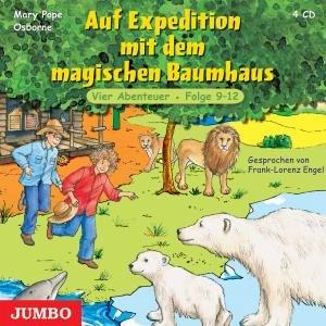 Das Magische Baumhaus 09-12/Auf Expedition Mit Dem