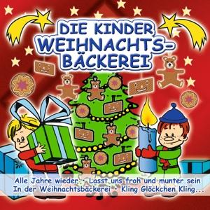 Die Kinder Weihnachtsbäckerei - zum Schließen ins Bild klicken