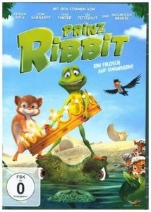 Prinz Ribbit - Ein Frosch auf Umwegen!
