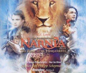 Die Chroniken Von Narnia-Reise A.D.Morgenröte