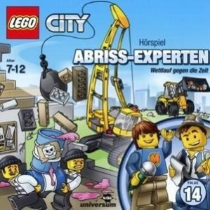 LEGO City 14: Abriss-Experten (CD)