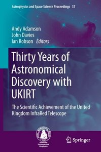 Thirty Years of Astronomical Discovery with UKIRT
