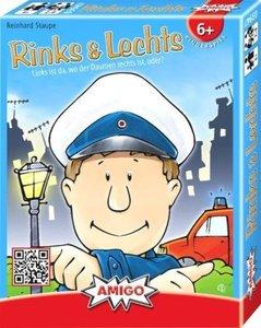 Rinks und Lechts. Kartenspiel