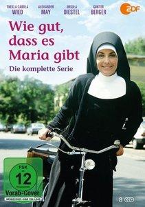 Wie gut,dass es Maria gibt-Die komplette Serie