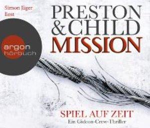 Mission - Spiel auf Zeit (Hörbestseller)