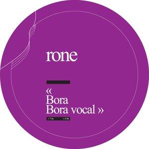 Bora (12''/Blue Transparent Vinyl)