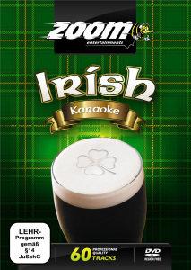 Zoom DVD Irish Superhits Karaoke