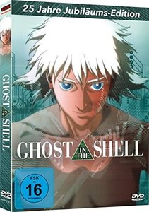 Ghost in the Shell - Movie (Mediabook)