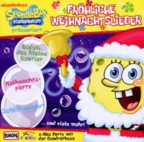Fun Kids - Sponge Bob präsentiert 05. Fröhliche Weihnachtslieder - zum Schließen ins Bild klicken