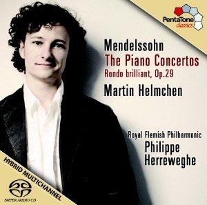 Die Klavierkonzerte/Rondo Brilliant,op.29