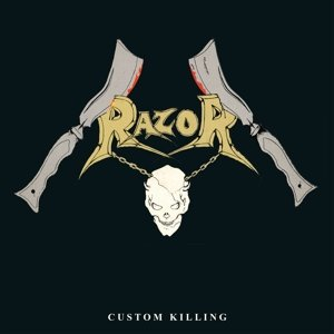 Custom Killing (Ltd.Silver Vinyl)