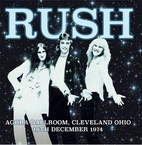 Agora Ballroom,Cleveland Ohio,16th Dec.1974 (Li