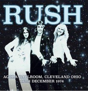 Agora Ballroom,Cleveland Ohio,16th Dec.1974 (Li