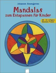 Mandalas zum Entspannen für Kinder