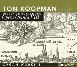 Opera Omnia VIII,Organ Works III