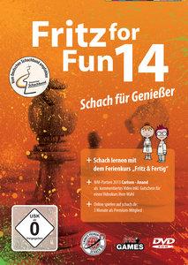Fritz for Fun 14 - Schach für Genießer