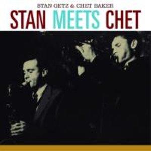 Stan Meets Chet+2 Bonus Tracks