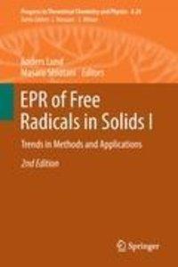 EPR of Free Radicals in Solids I
