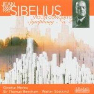 Violin Concertos-Sinfonie 2 (Sibelius,Jean)