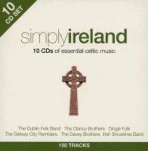 Simply Ireland (10CD)