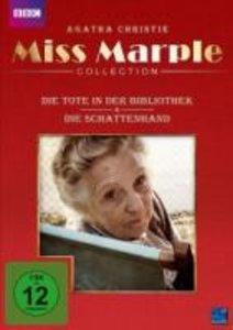 Miss Marple - Die Tote in der Bibliothek & Die Schattenhand
