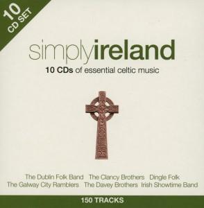 Simply Ireland (10CD) - zum Schließen ins Bild klicken
