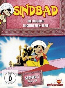 Sindbad TV-Serie 1,Flg 1-21