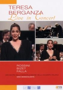 Teresa Berganza In Concert