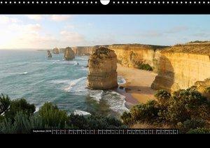 Australia - Coloured Diversity / UK-Version (Wall Calendar 2016