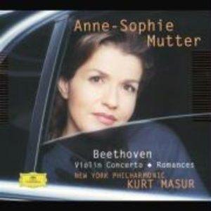 Violinkonzert op.61/Violinromanzen 1,2