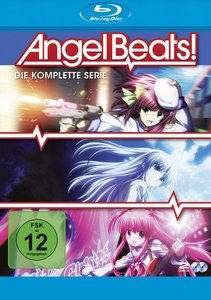 Angel Beats! Komplettbox BD