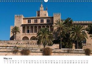 Plama de Majorca (Wall Calendar 2016 DIN A3 Landscape)