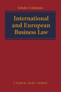 International and European Business Law
