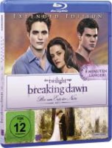Breaking Dawn-Bis(s) zum Ende der Nach (Blu-ray)
