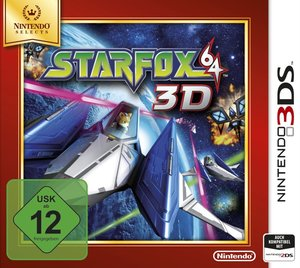 Star Fox 64 - 3D (Nintendo Selects)