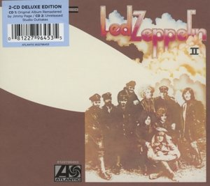 Led Zeppelin II (2014 Reissue) (Deluxe Edition)