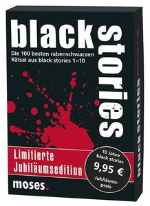 Bösch, H: black stories Best of 1-10