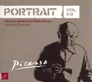 Portrait 03:Pablo Picasso