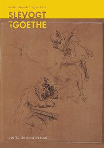 Slevogt und Goethe