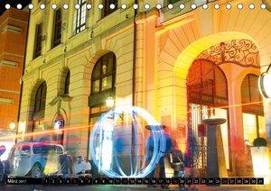 Light Art in Leipzig